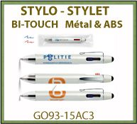 Stylet stylo BI TOUCH