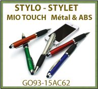 Stylet stylo MIO TOUCH
