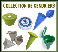 cendriers publicitaires collection