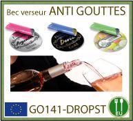 Bec verseur anti gouttes drop stop