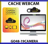 cache webcam ou camera pour ordinateurs - GO48-19CAMERA