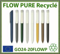 stylo bille fabrique a partir de plastique abs recycle