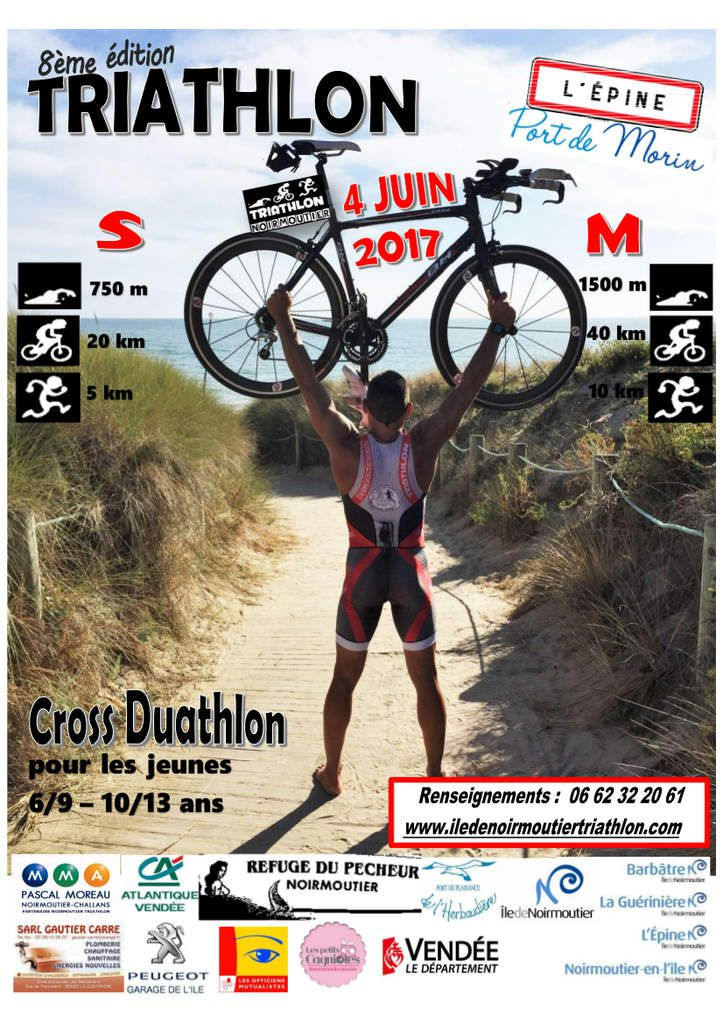triathlon 9 juin 2019