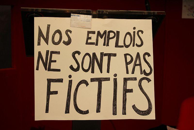 Les bibliothécaires à Livre Paris : «Il faut défendre notre métier au niveau national»