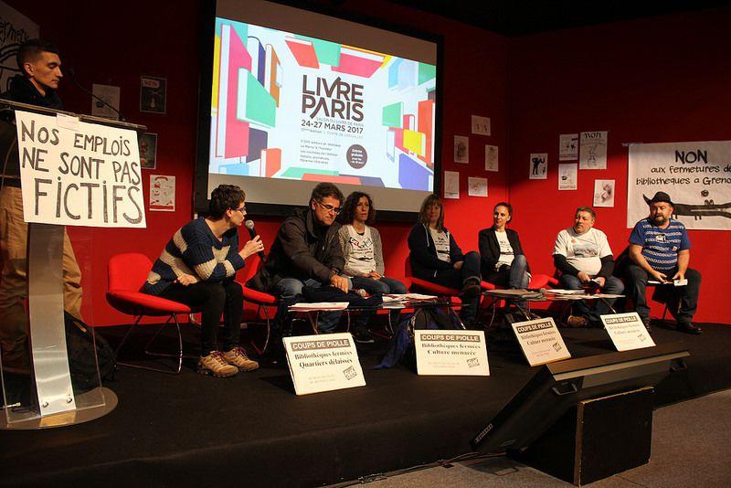 «La voix de l'Association des Bibliothécaires de France doit être plus ferme»