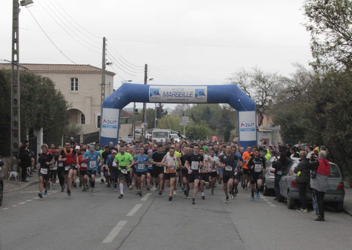 Résultats de la Ronde de Château Gombert 2016