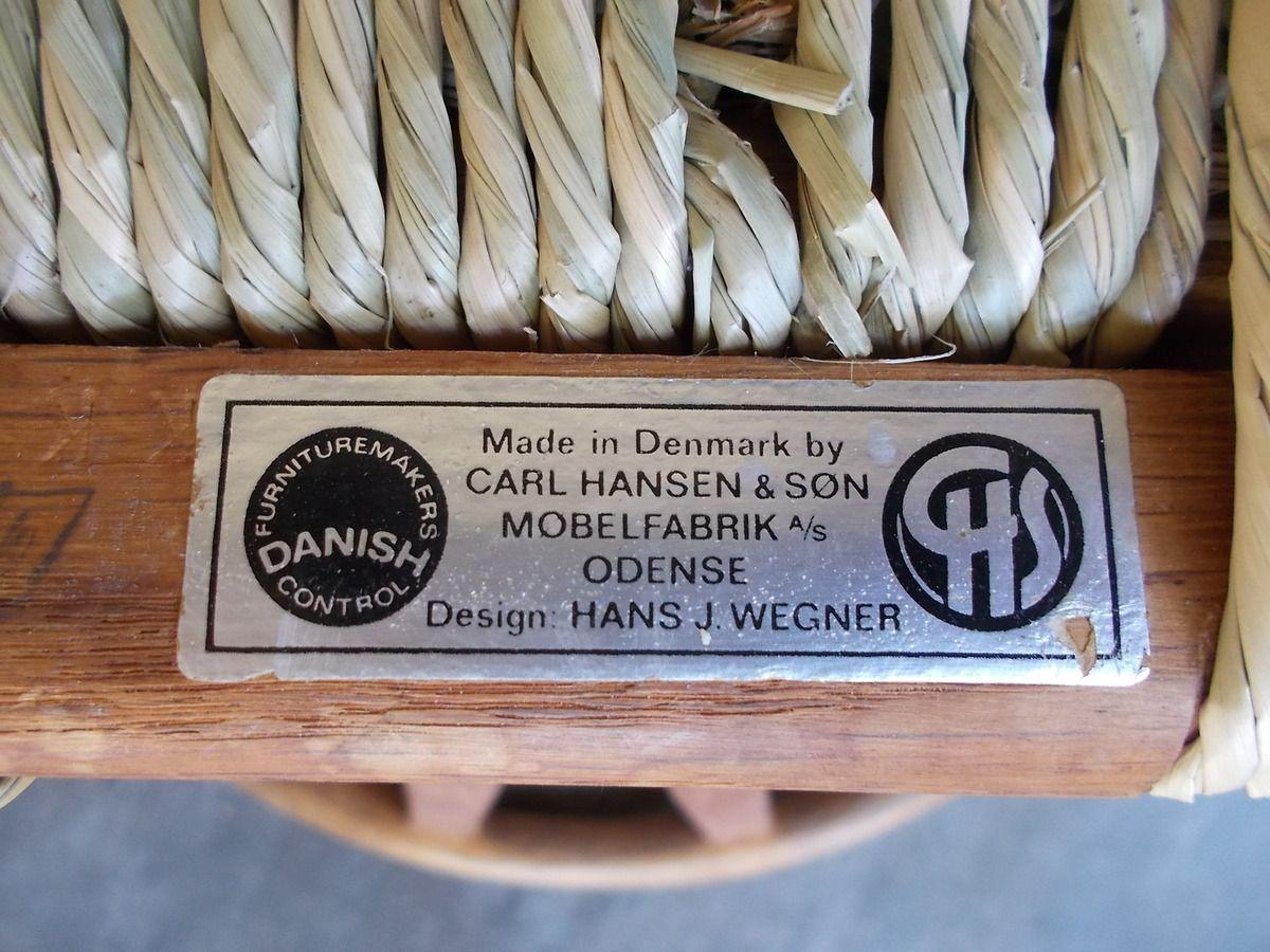 Fauteuils danois
