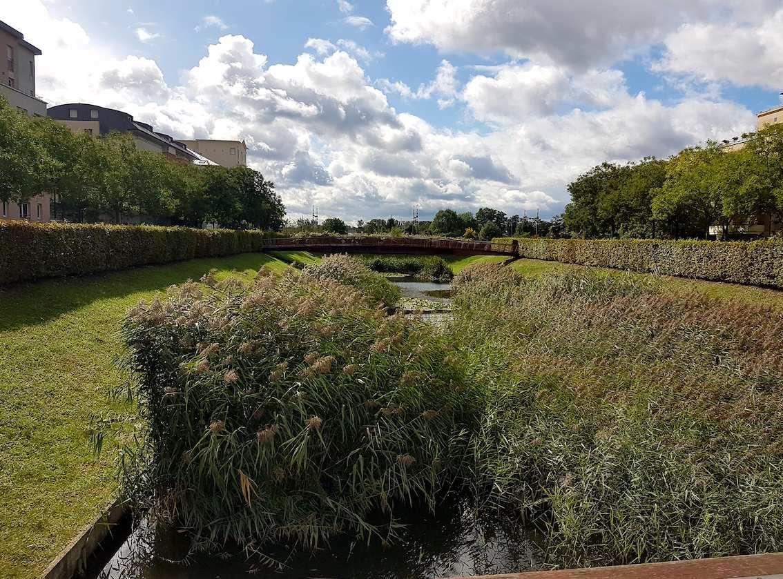 Plan Paysage du SAGE : visite in situ à Chelles