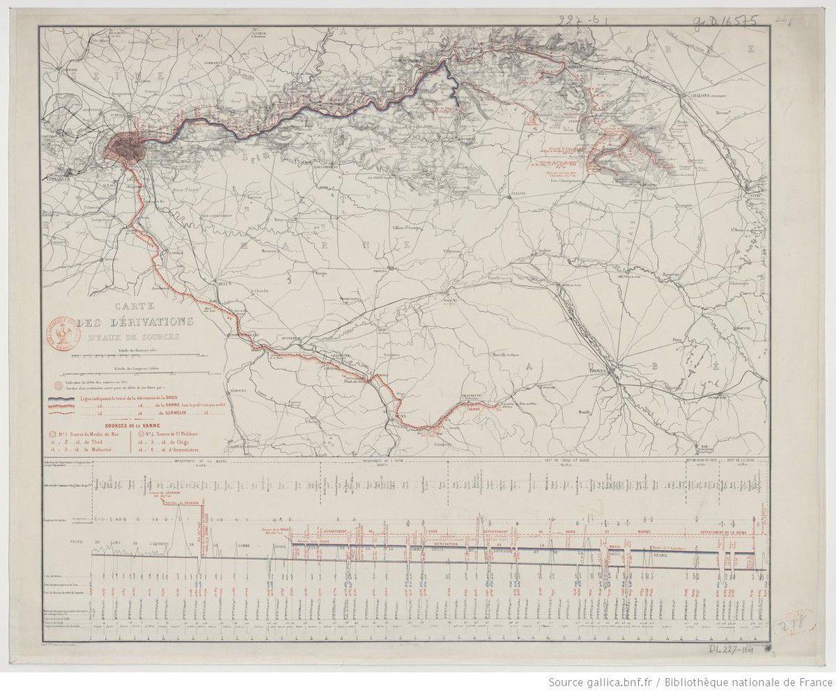 Aqueduc de la Dhuis un exploit écologique exemplaire du XIXe siècle...