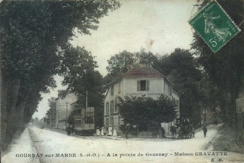 Les restaurants du Quai de Chétivet à Gournay-sur-Marne