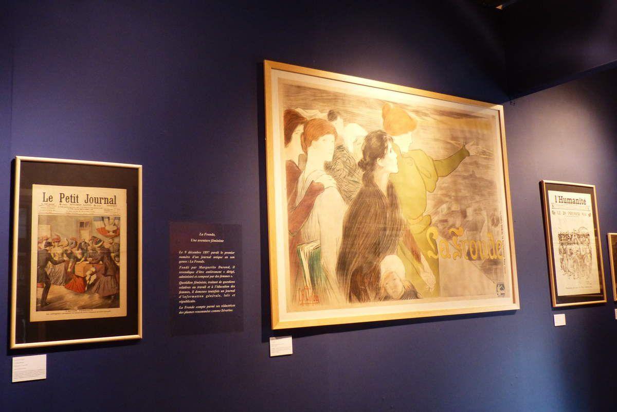 Visite commentée au musée Eugène Carrière