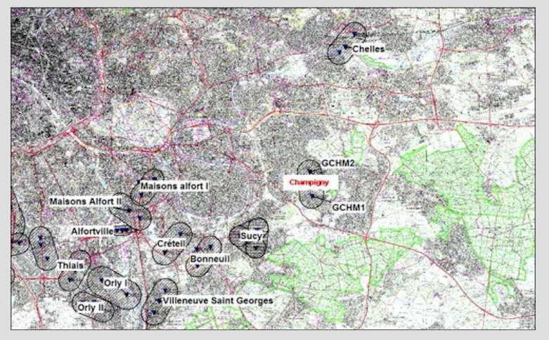 géothermie à Champs sur Marne en projet
