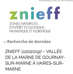 Canon effaroucheur anti-oiseaux dans la ZNIEFF des bords de Marne Gournay-Champs-Noisiel