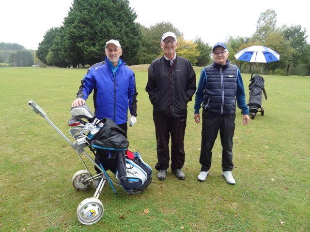 Challenge  seniors  des golfs 9 trous de Bretagne