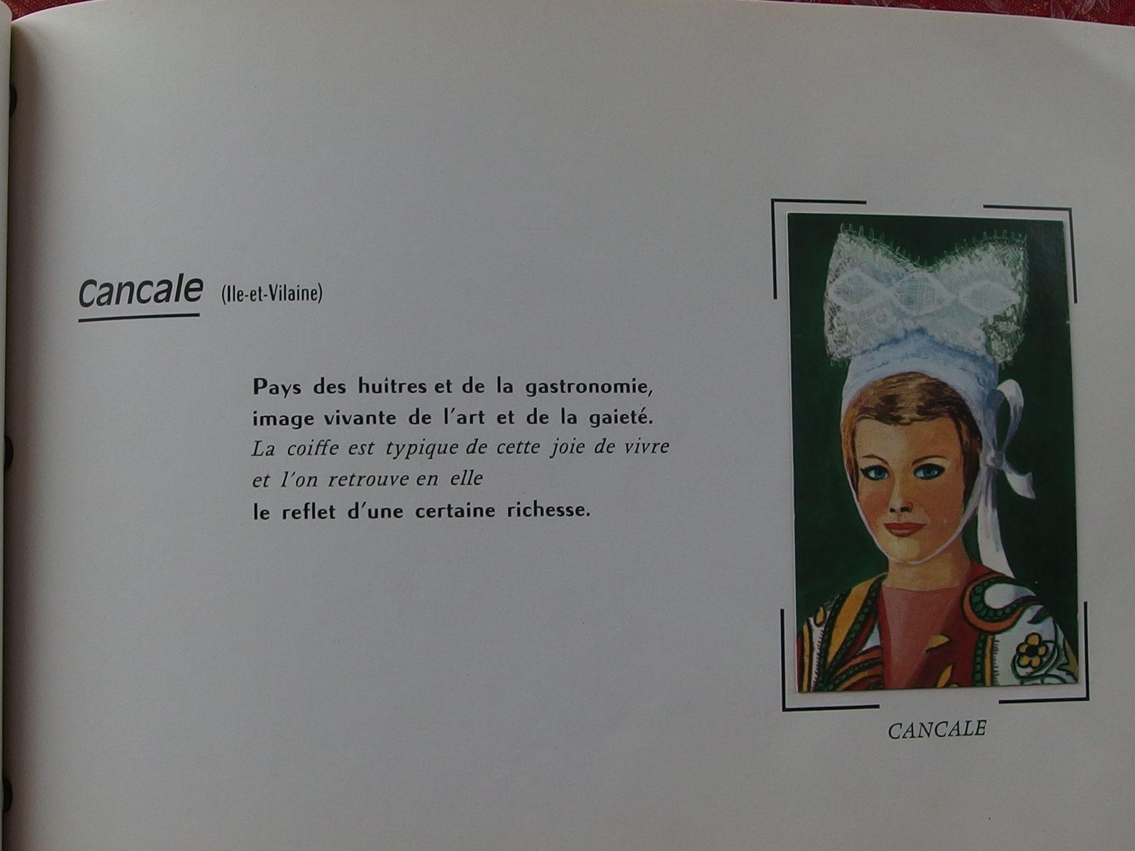TROISIEME SERIE DE CARTES COIFFES