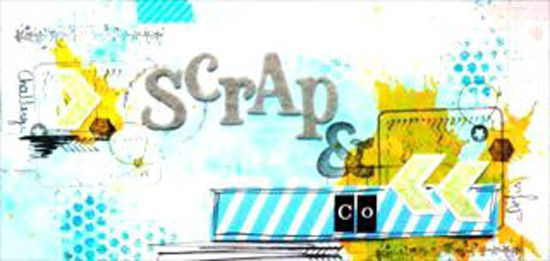 SCRAP AND CO DÉFI LIFT CARTE - 1/6/20