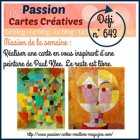 PASSION CARTES CRÉATIVES 643 - 23/6/20