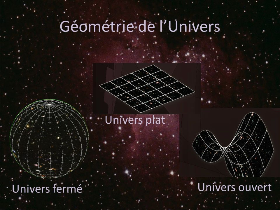 univers fini ou infini ?