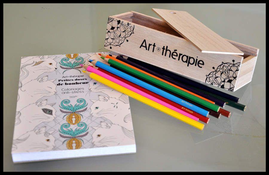 """Publication chez Hachette : coffret """"Petites doses de bonheur"""""""