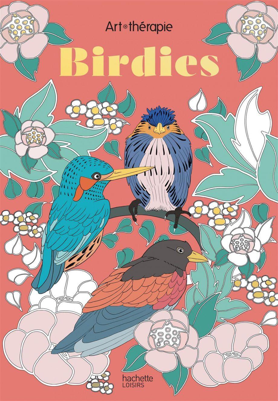 Nouvelle publication : Birdies, éditions Hachette Loisirs