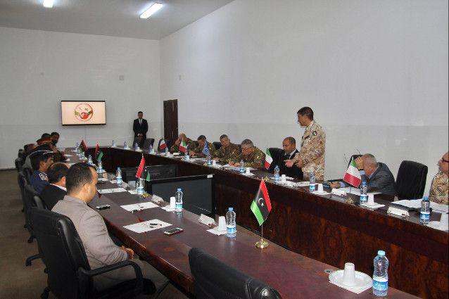 """Libia:Il Gen.Graziano ai militari italiani:""""l'Italia è orgogliosa dell'""""Operazione Ippocrate"""""""