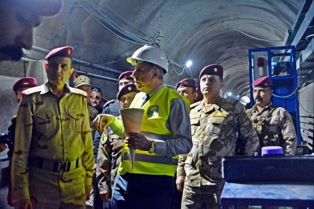 Iraq:militari italiani elogiati da Capo Stato Maggiore esercito iracheno per sicurezza Diga Mosul