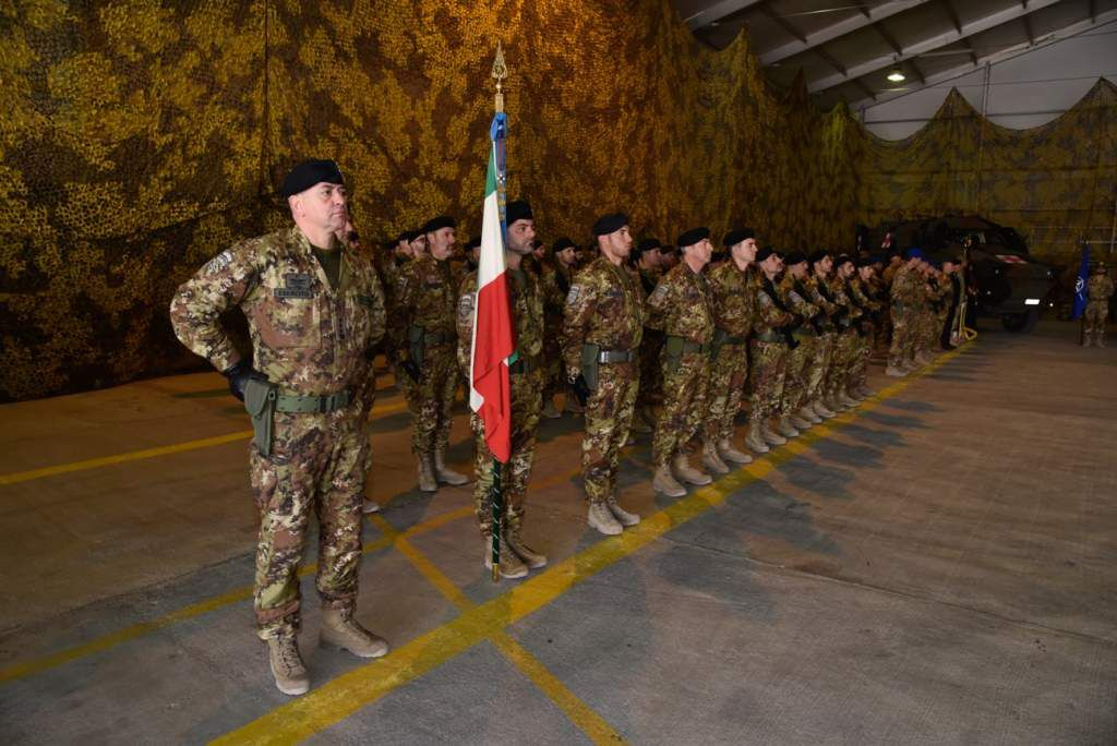 Afghanistan:iniziata la quarta missione della Brigata Sassari