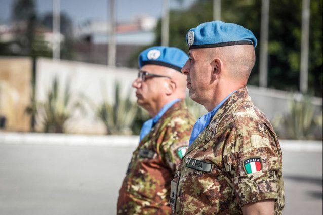 Libano:passaggio di consegne tra la Brigata Folgore e la Julia