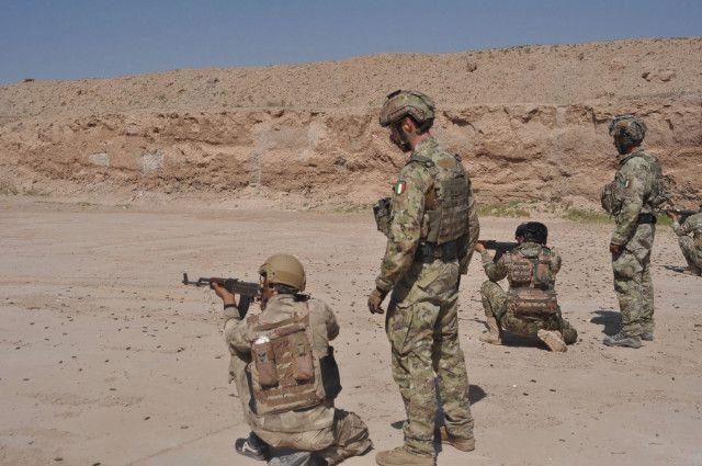 Iraq:militari italiani concludono con successo addestramento 338 militari iracheni