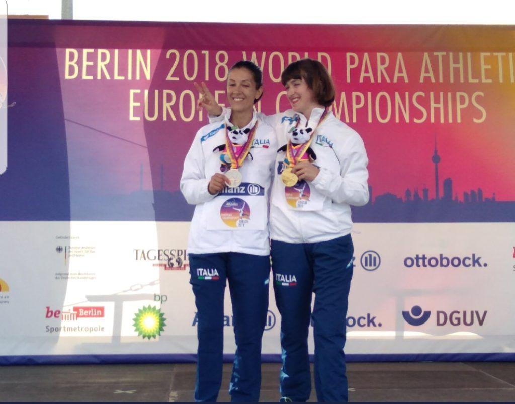 Berlino:la bersagliera Monica Contraffatto conquista l'argento agli europei di atletica paralimpica