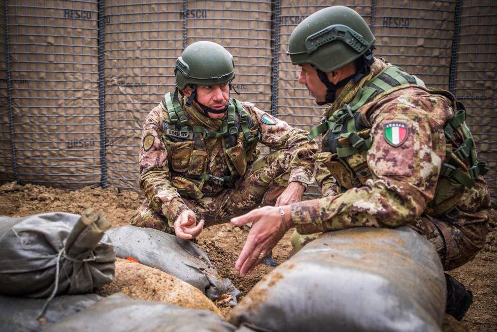 Chieti:Genieri dell'Esercito neutralizzano e disinnescano ordigno di 250 libbre