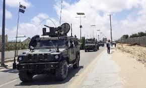 Somalia:attacco a un convoglio di mezzi militari italiani