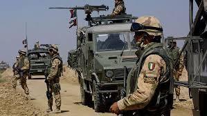 Roma:livello di massima allerta per i militari italiani all'estero e in basi italiane