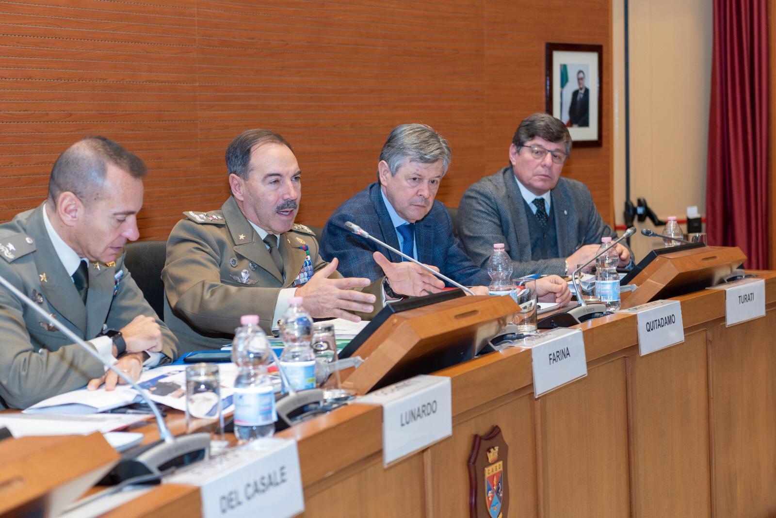 Roma:l'Esercito promuove inserimento nel mondo del lavoro dei congedati