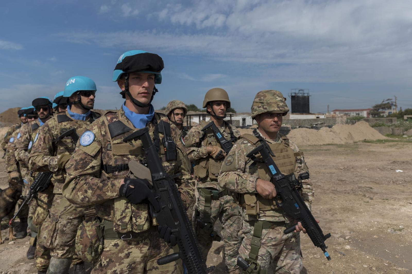 Libano:per i Granatieri di Sardegna primi 100 giorni di missione UNIFIL