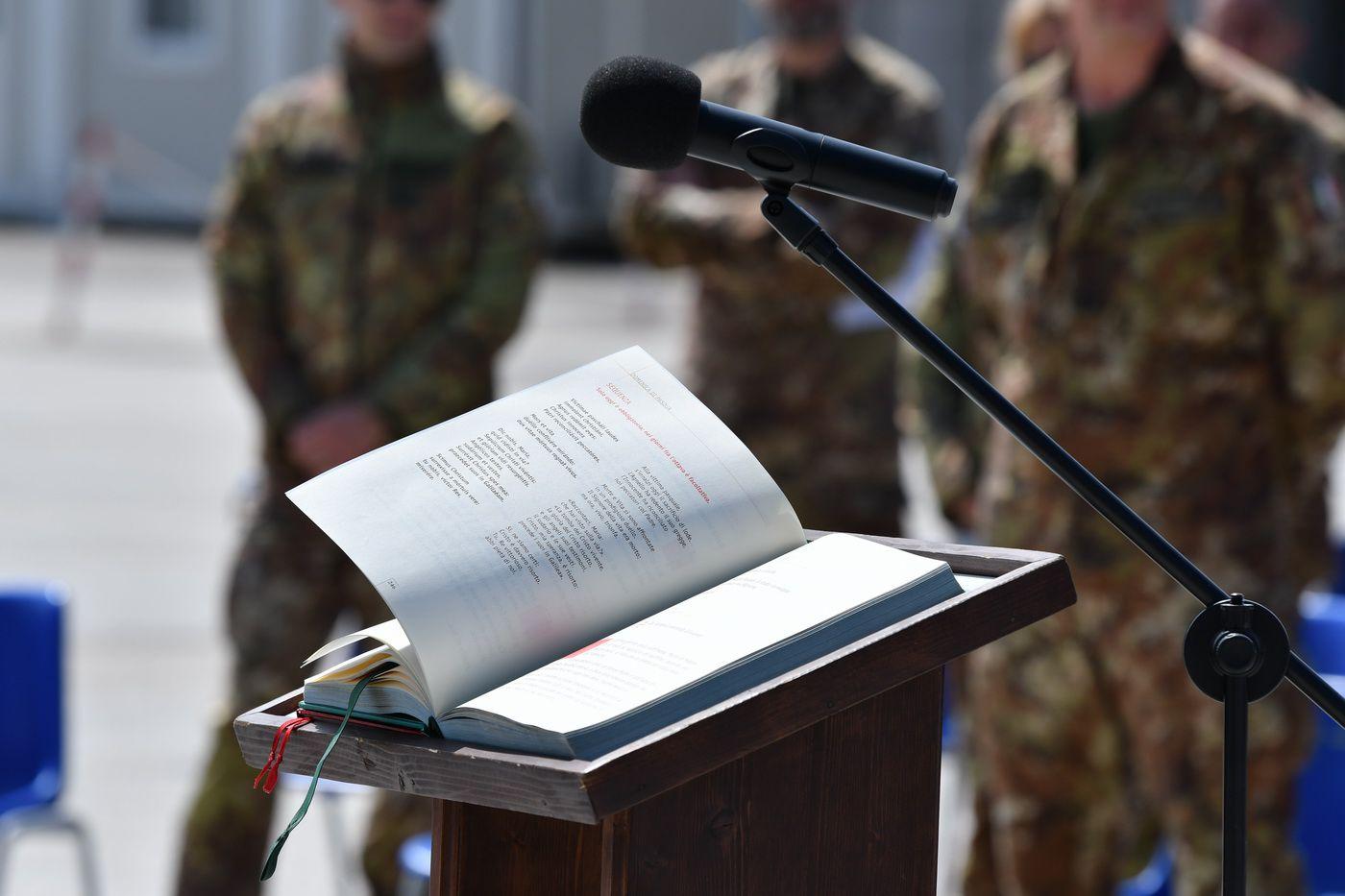 Libano: i militari italiani della missione UNIFIL hanno celebrato la Santa Pasqua