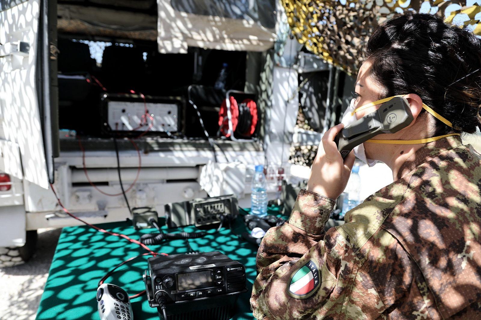 Libano:militari italiani portano a termine attività addestrativa congiunta