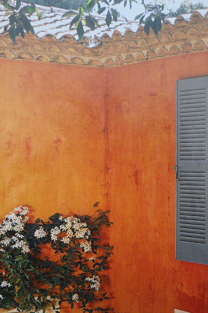 peindre sa fa ade la chaux peintures et enduits naturelles et l 39 ancienne. Black Bedroom Furniture Sets. Home Design Ideas