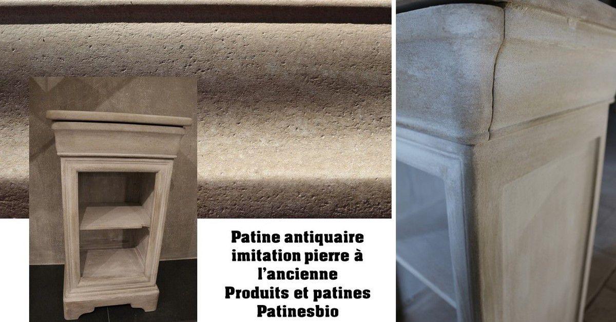 imitation pierre, meuble imitation pierre