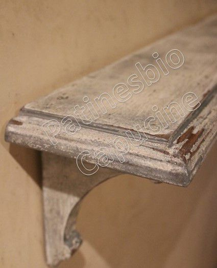 style shabby chic - faire une patine shabby chic