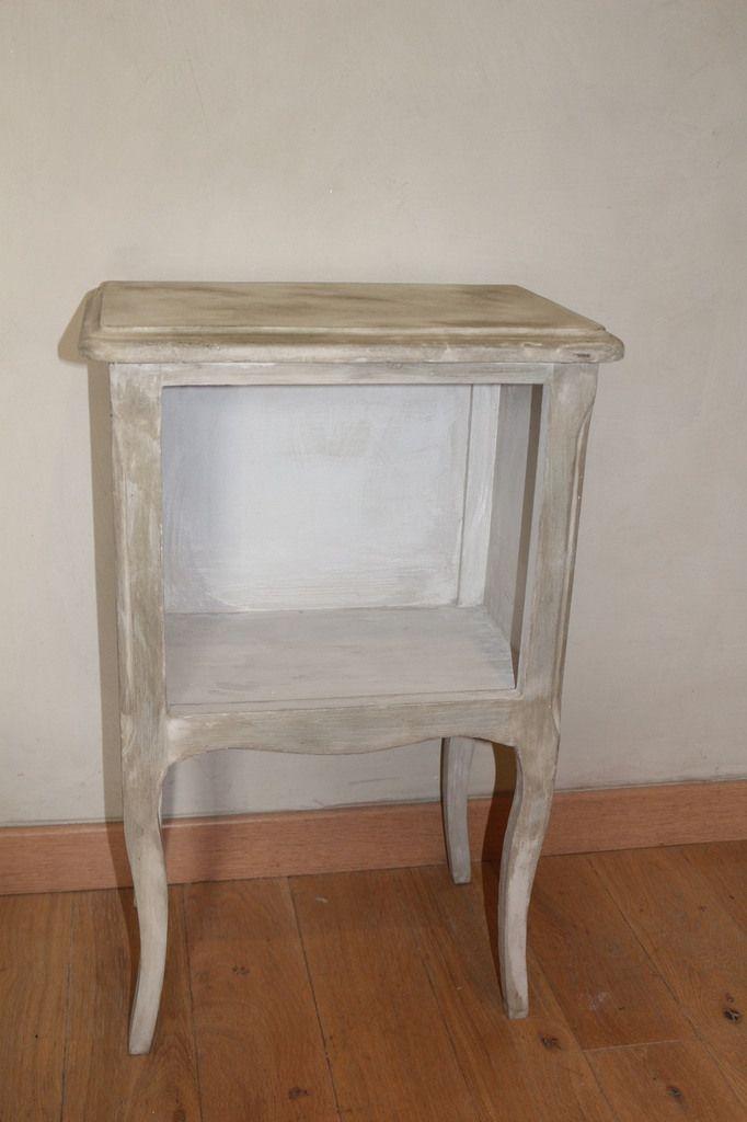relooker meuble avec chaux