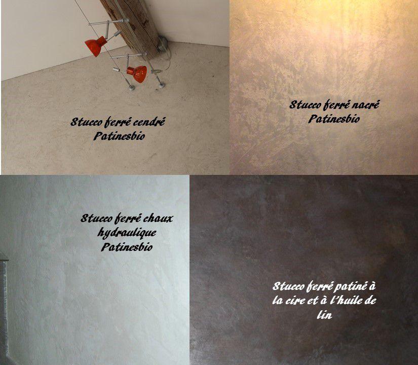 idées de stucs chaux - produits stucs chaux