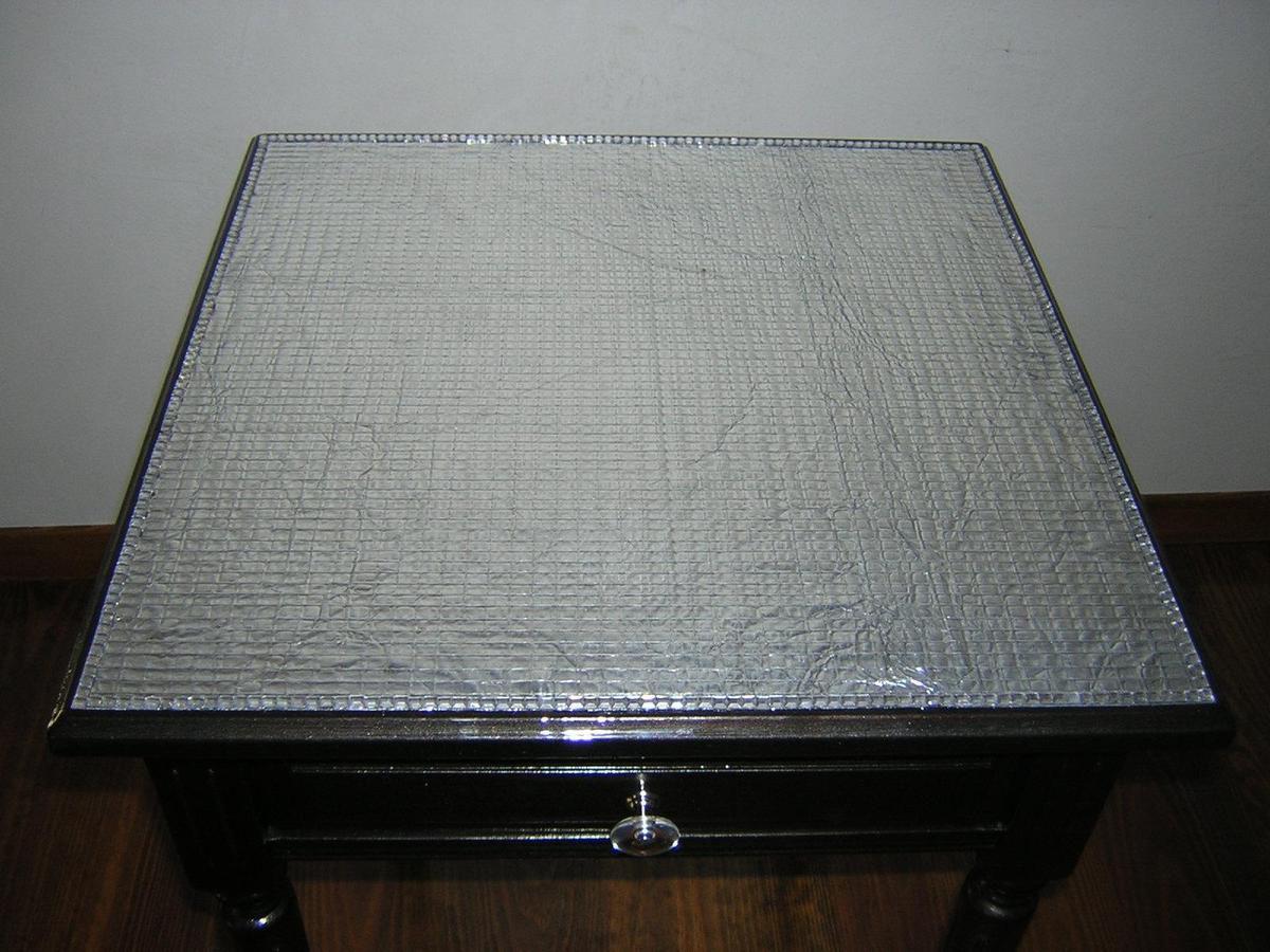 maroufler un meuble