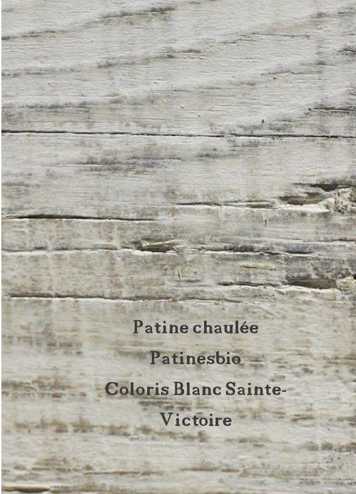 peinture naturelle pour blanchir poutres