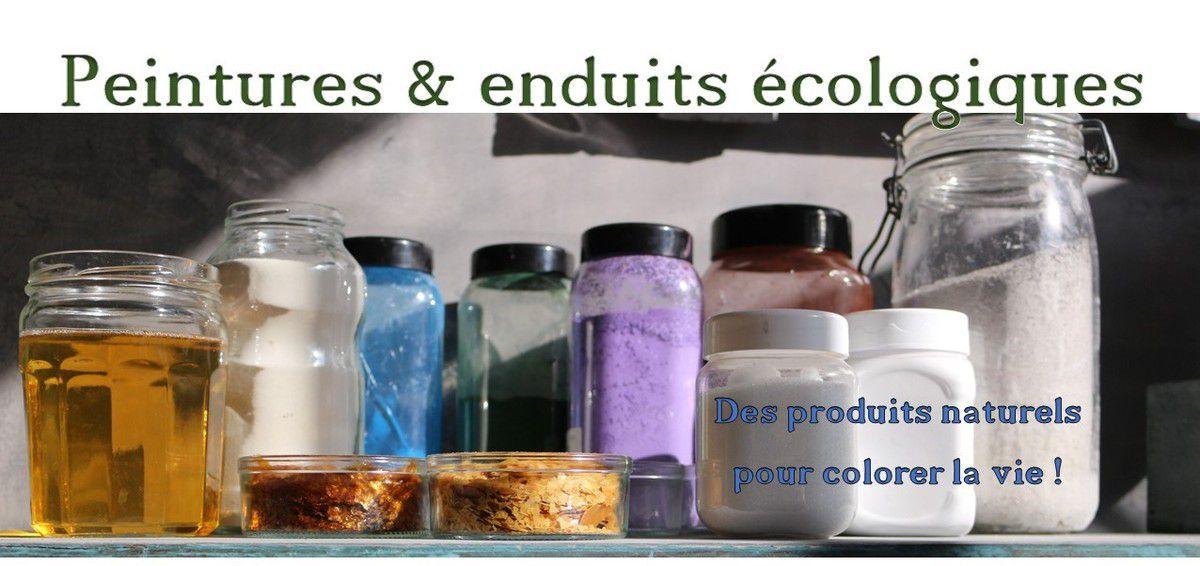 boutique de peintures écologiques
