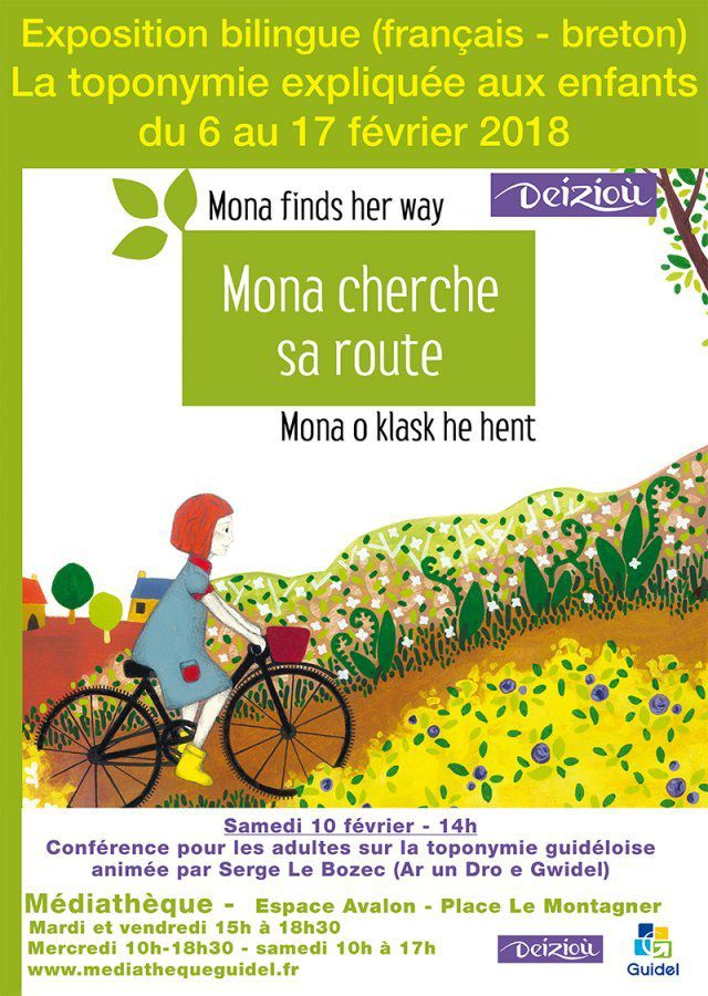MONA CHERCHE SA ROUTE !