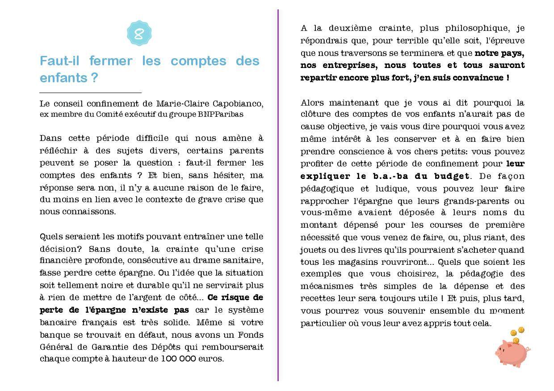 Guide des parents confinés - 50 astuces de pro