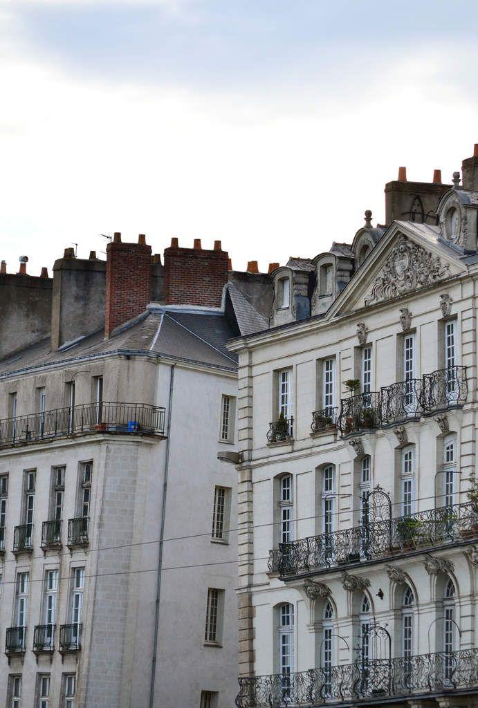Nantes - Quai de la Fosse