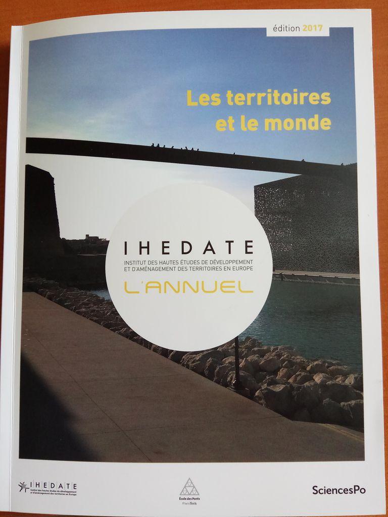 Y-a-t-il deux France ? par Pierre Veltz dans L'Annuel de l'Ihedate