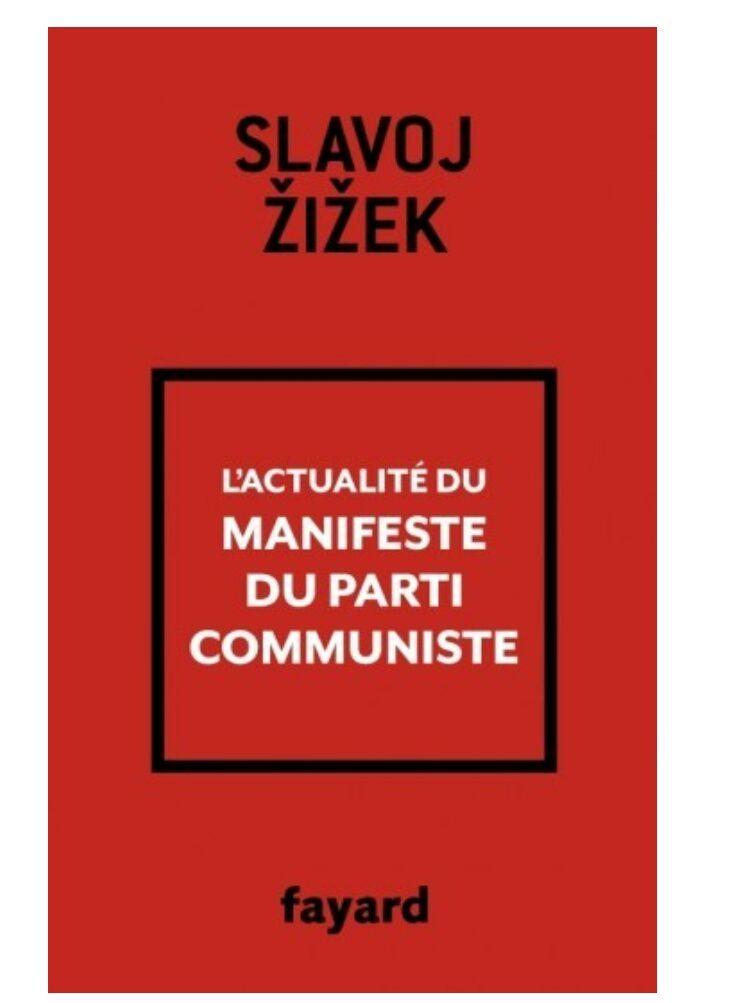 """Dans Les Inrocks :Le """"Manifeste du Parti communiste"""" est toujours d'actualité, selon Slavoj Zižek"""